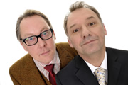 Vic & Bob's new sitcom