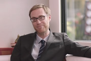 Stephen Merchant on the USA