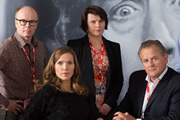 Meet the characters in W1A