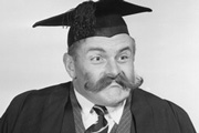 Whack-O!. Professor Edwards (Jimmy Edwards). Copyright: BBC.