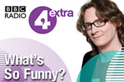What's So Funny?. Ed Byrne. Copyright: Unique Productions / BBC.