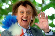 Ken Dodd: How Tickled I've Been. Ken Dodd. Copyright: BBC.