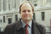 Whose Line Is It Anyway?. Clive Anderson. Copyright: BBC.