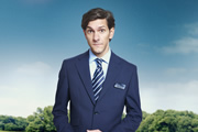 You, Me And The Apocalypse. Jamie (Mathew Baynton). Copyright: Working Title Films / Bigballs Films.