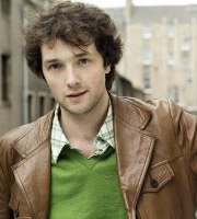 4 Stands Up. Chris Addison. Image credit: British Broadcasting Corporation.