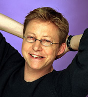Act Your Age. Simon Mayo. Image credit: British Broadcasting Corporation.