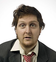 All Bar Luke. Luke Walsall (Tim Key).