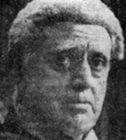 A.P. Herbert's 'Misleading Cases'. Mr Justice Swallow (Alastair Sim). Image credit: British Broadcasting Corporation.