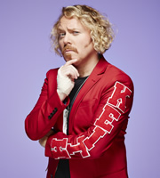 Celebrity Juice. Keith Lemon. Image credit: Talkback.