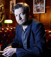 Charlie Brooker's Year Wipe. Charlie Brooker. Image credit: Zeppotron.