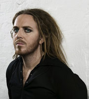 Comedy Prom. Tim Minchin. Image credit: British Broadcasting Corporation.