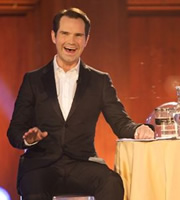 A Comedy Roast. Jimmy Carr. Image credit: Monkey Kingdom.