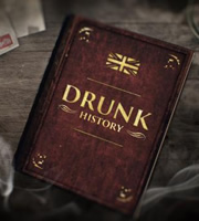 Drunk History. Image credit: Tiger Aspect Productions.