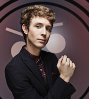 Fake Reaction. Matt Edmondson. Image credit: STV Productions.