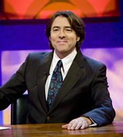 Friday Night With Jonathan Ross. Jonathan Ross. Image credit: Hot Sauce.