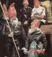 The Gnomes Of Dulwich. Image credit: British Broadcasting Corporation.