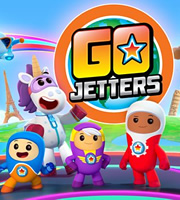 Go Jetters. Image credit: British Broadcasting Corporation.