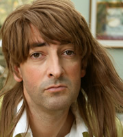 The Grumpy Guide To.... Alistair McGowan. Copyright: Liberty Bell.