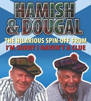 Hamish And Dougal: You'll Have Had Your Tea. Image shows from L to R: Dougal (Graeme Garden), Hamish (Barry Cryer). Image credit: British Broadcasting Corporation.