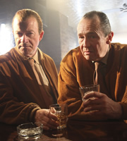 Harry & Paul. Image shows from L to R: Harry Enfield, Paul Whitehouse. Image credit: Tiger Aspect Productions.