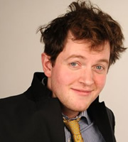 In And Out Of The Kitchen. Damien Trench (Miles Jupp).