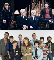 Vicious and The Job Lot. Image credit: ITV, Brown Eyed Boy, Big Talk.