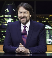 The Jonathan Ross Show. Jonathan Ross. Image credit: Hot Sauce.