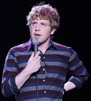 Josh Widdicombe: And Another Thing. Josh Widdicombe. Image credit: Open Mike Productions.