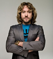 Justin Lee Collins: Good Times. Justin Lee Collins. Image credit: Tiger Aspect Productions.