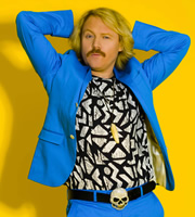 Keith Lemon's LemonAid. Keith Lemon (Leigh Francis). Image credit: TalkbackThames.
