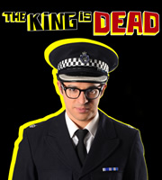 The King Is Dead. Simon Bird. Image credit: TalkbackThames.