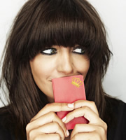 King Of.... Claudia Winkleman. Image credit: Big Talk Productions.