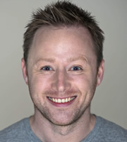 Limmy's Show!. Brian Limond. Image credit: The Comedy Unit.