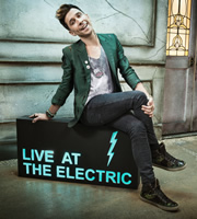 Live At The Electric. Russell Kane. Image credit: Avalon Television.