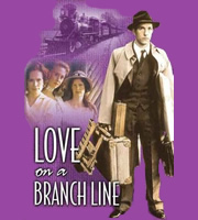 Love On A Branch Line. Jasper Pye (Michael Maloney). Image credit: DLT Entertainment Ltd..