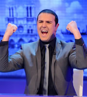 Mad Mad World. Paddy McGuinness. Image credit: Roughcut Television.