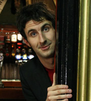 Mark Watson Makes The World Substantially Better. Mark Watson. Image credit: British Broadcasting Corporation.