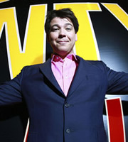 Michael McIntyre: Live & Laughing. Michael McIntyre. Image credit: Open Mike Productions.