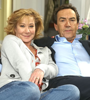 My Family. Image shows from L to R: Susan Harper (Zoë Wanamaker), Ben Harper (Robert Lindsay). Image credit: DLT Entertainment Ltd..
