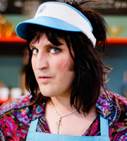 Noel Fielding's Luxury Comedy. Noel Fielding. Image credit: Secret Peter.