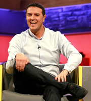 Paddy's TV Guide. Paddy McGuinness. Image credit: ITV Studios.