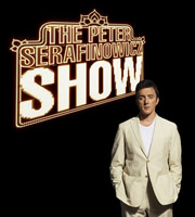 The Peter Serafinowicz Show. Peter Serafinowicz. Image credit: Objective Productions.