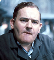 Porridge. Fletcher (Ronnie Barker). Image credit: British Broadcasting Corporation.