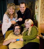 The Royle Family. Image credit: Granada Productions.