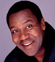 Rudy's Rare Records. Adam (Lenny Henry). Image credit: British Broadcasting Corporation.