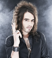 Russell Brand's Ponderland. Russell Brand. Image credit: Vanity Projects Limited.