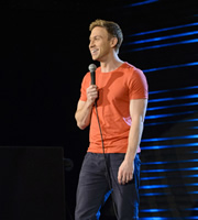 Russell Howard's Stand Up Central. Russell Howard. Image credit: Avalon Television.