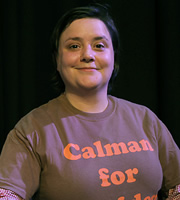 Susan Calman Is Convicted. Susan Calman. Image credit: British Broadcasting Corporation.