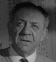 The Big Job. George 'The Great Brain' (Sid James). Image credit: Anglo Amalgamated.
