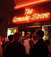 Comedy Central At The Comedy Store. Image credit: Open Mike Productions.